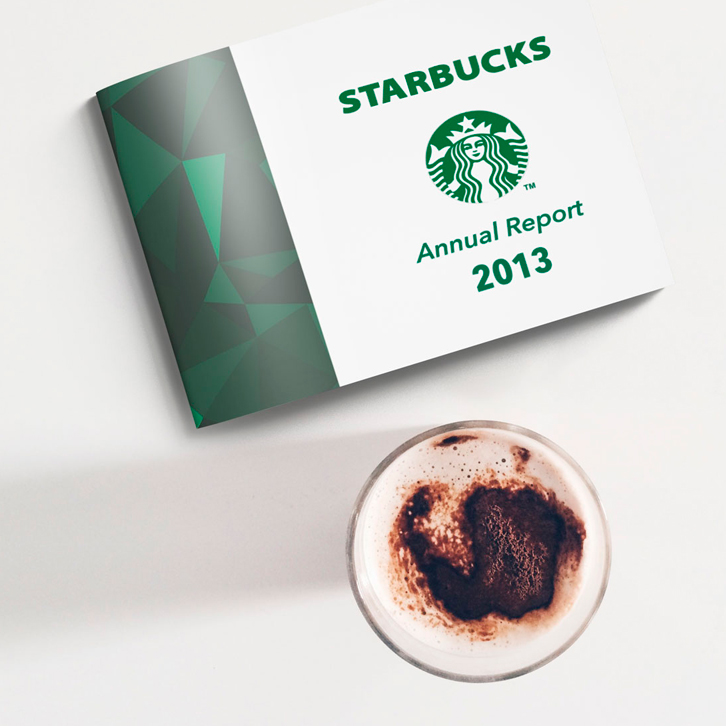 Starbucks Annual Report